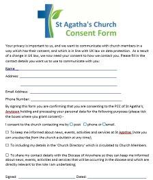 Gaining Consent | Parish Resources