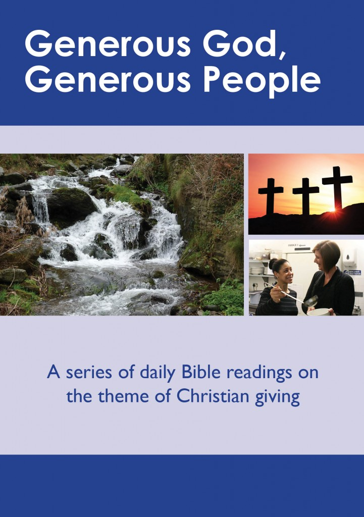 Generous God Generous People
