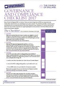 compliancechecklist